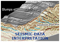 Seismic data interpretation