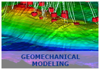 Geomechanical modeling